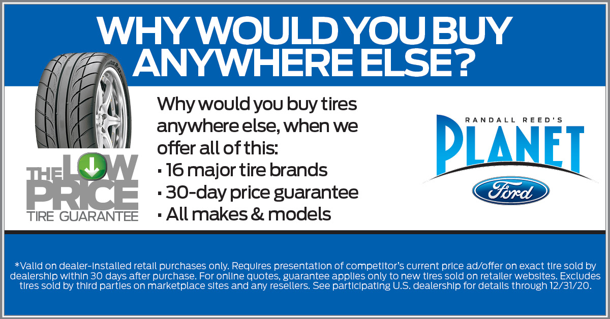 Low Tire Price Guarantee