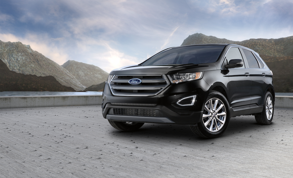 compare ford edge vs grand cherokee vs hyundai santa fe vs. Black Bedroom Furniture Sets. Home Design Ideas